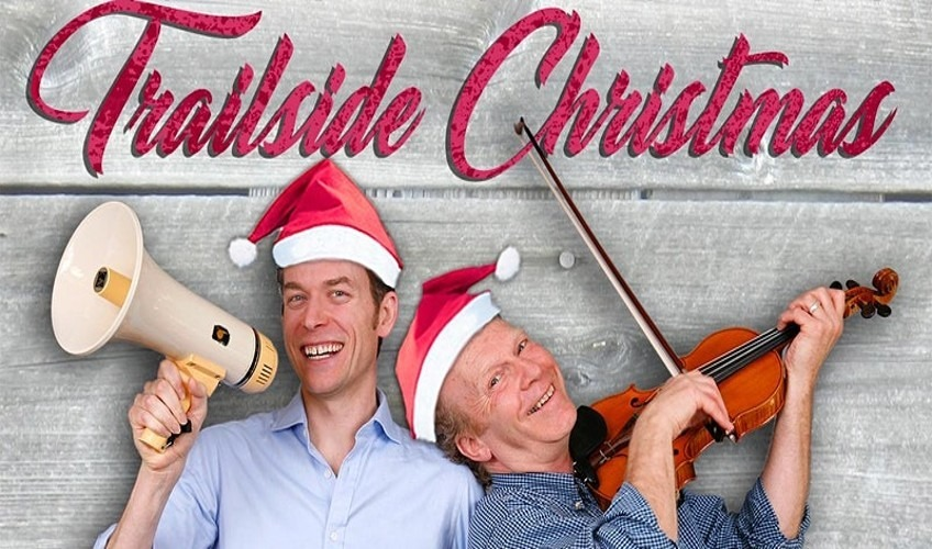 Trailside Christmas with Ledwell and Haines