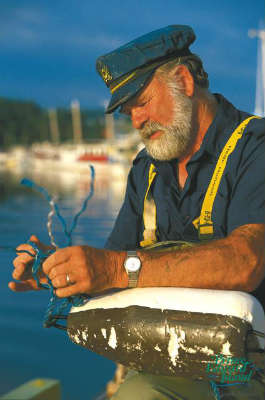 Bearded Skipper's Deep-Sea Fishing