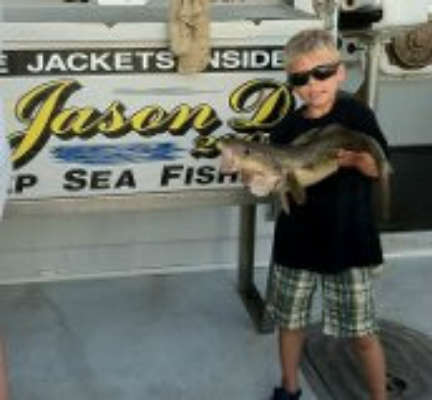 Barry Doucette's Deep-Sea Fishing on Jason D 2000