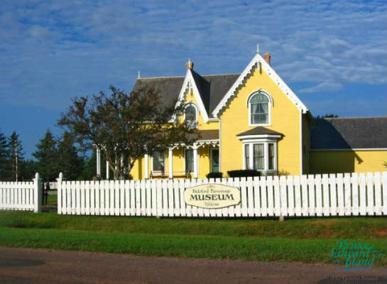 Bideford Parsonage Museum – A Designated Heritage Place of PEI