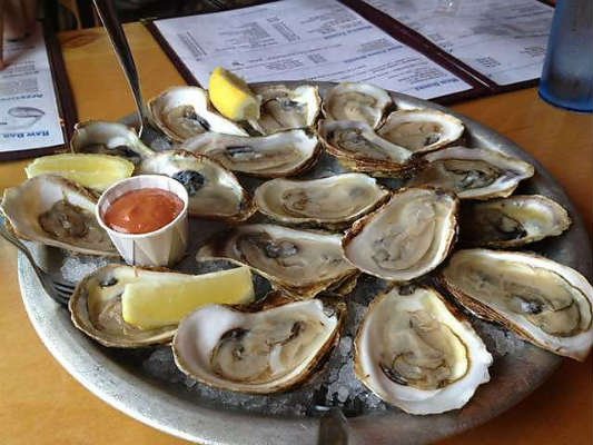 Carr's Oyster Bar/Seafood Restaurant