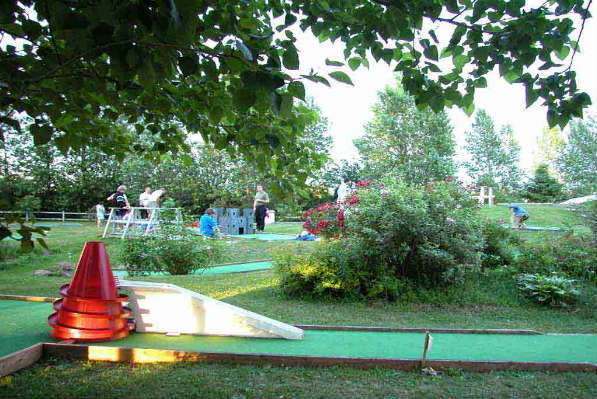 Drive-U-Krazy Mini Golf