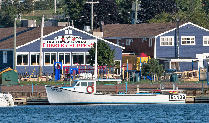 Fisherman's Wharf Lobster Suppers & Pier 15 Restaurant (Not operating for 2020)