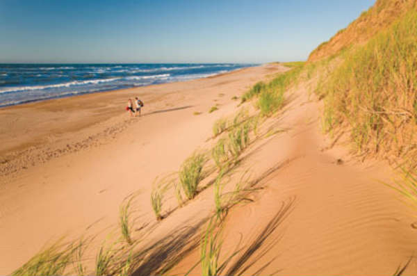 PEI National Park - Greenwich
