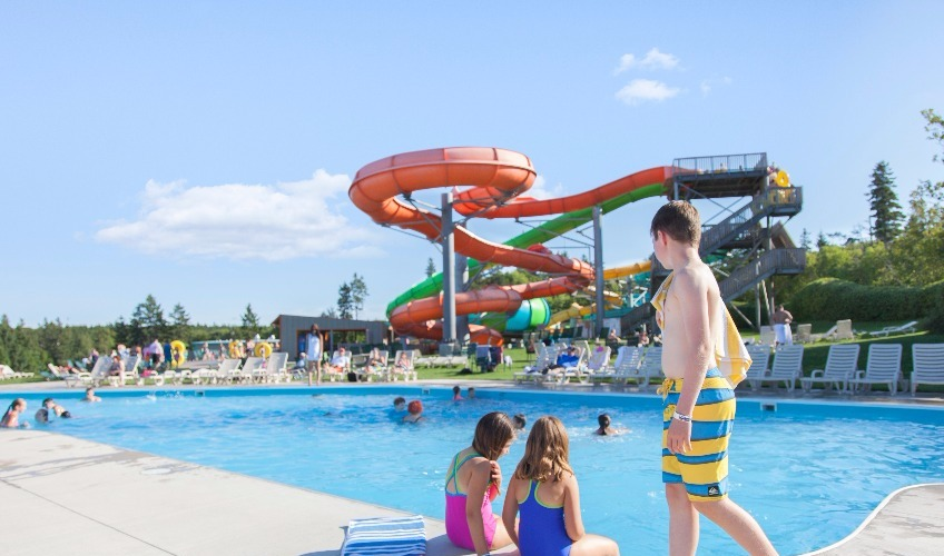 Shining Waters Family Fun Park