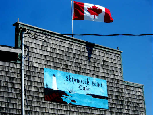 Shipwreck Point Café