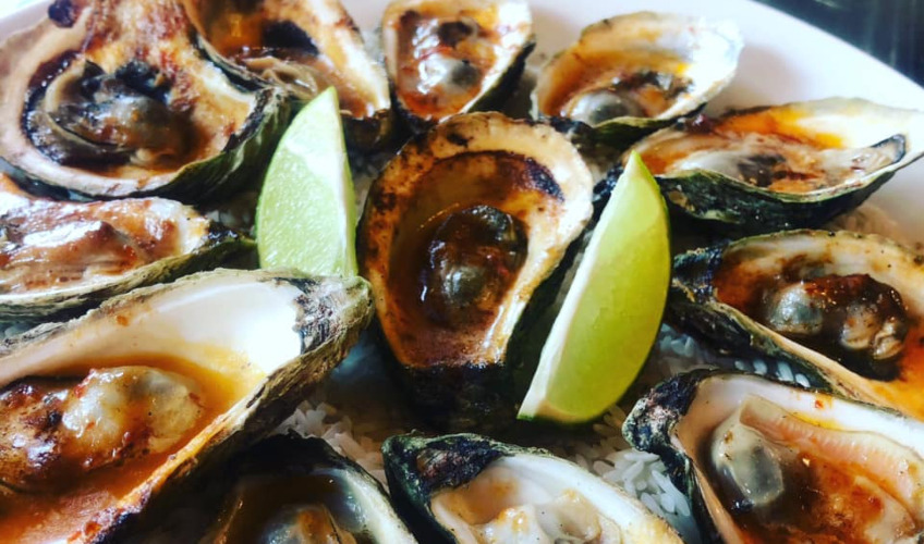 The Farmer & the Fisher – Valley Pearl Oysters