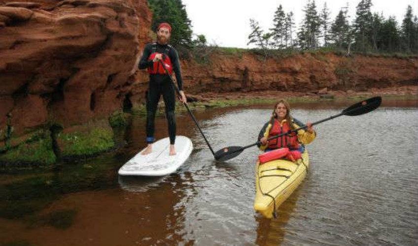 Malpeque Bay Kayak/Paddle Board Tour Company