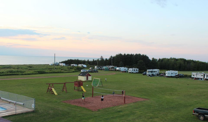 Waterford Cottages & Campground