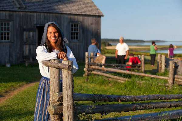 Celebrating Acadian Harvest in Rustico One
