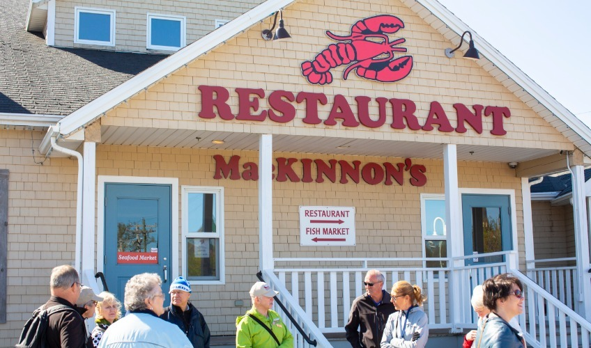 Experience PEI - Food Tours