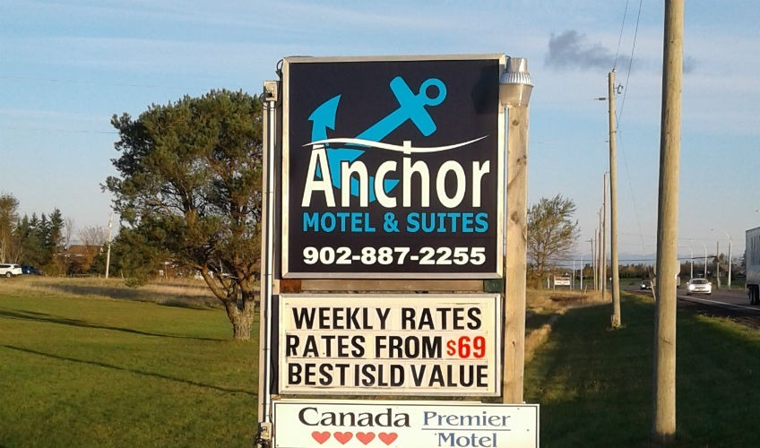 Anchor Motel & Suites