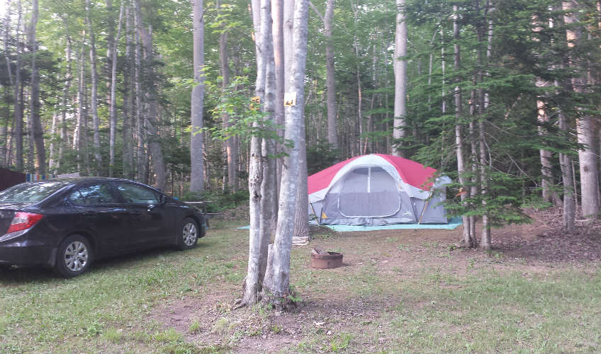 Red Rock Retreat Campground
