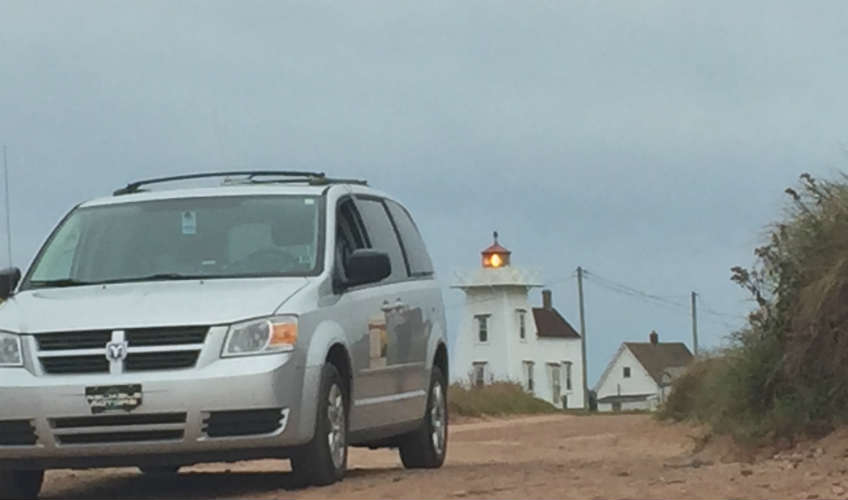 PEI Guide and Drive Service