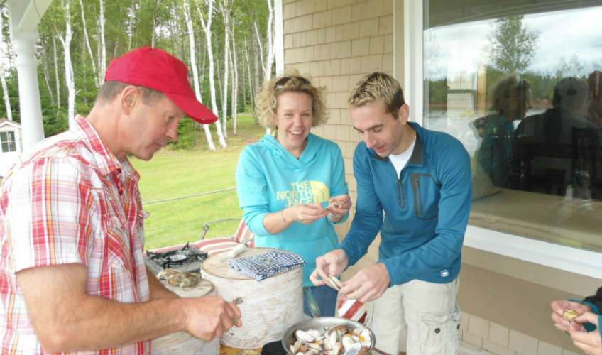Oyster Lovers' Experience