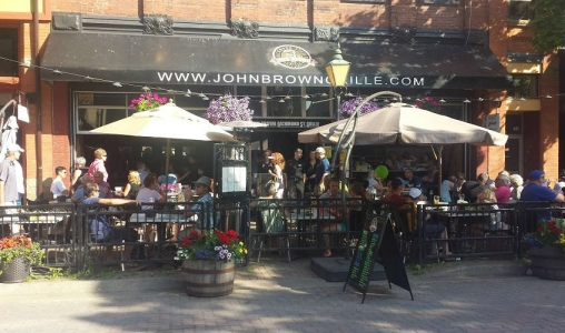 John Brown Richmond Street Grille