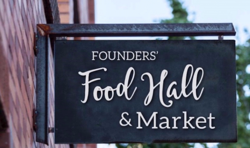 Founders' Food Hall & Market