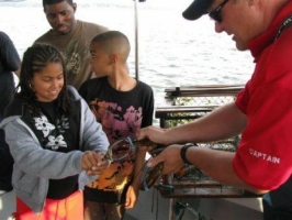 Top Notch Charters - Lobster Fishing Excusions
