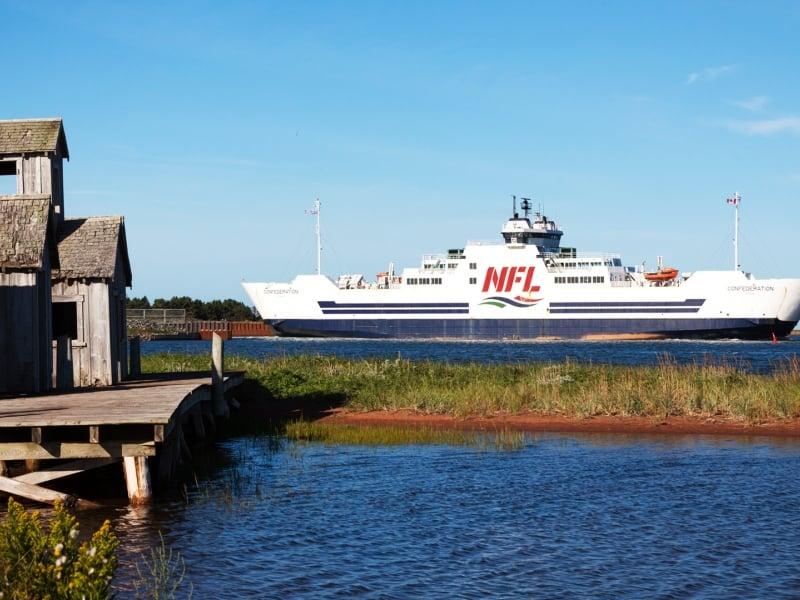 NFL Ferry, Wood Islands