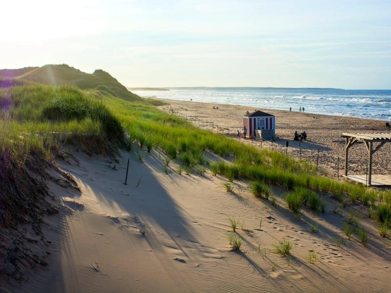 Green Gables Shore Beach